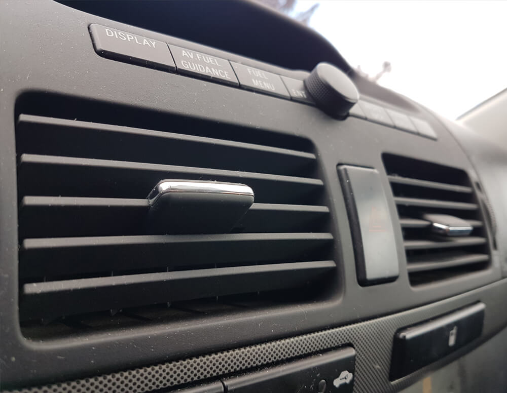 vehicle air-conditioning